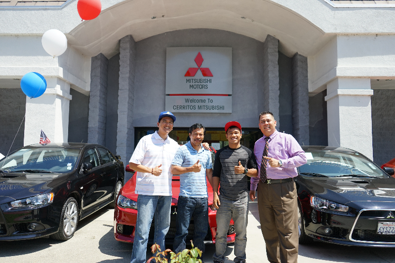 thank you south coast & cerritos mitsubishi for all the support