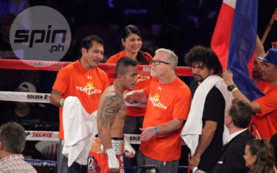 Mercito Gesta keeps impressive comeback with TKO win over former world title challenger Martin Honorio